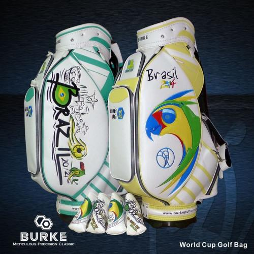 World Cup Golf Bag 限量版球包